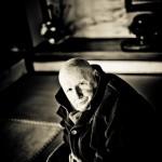 Salah Stétié, Kyoto 2011 : emmitouflé dans moi-même, je suis